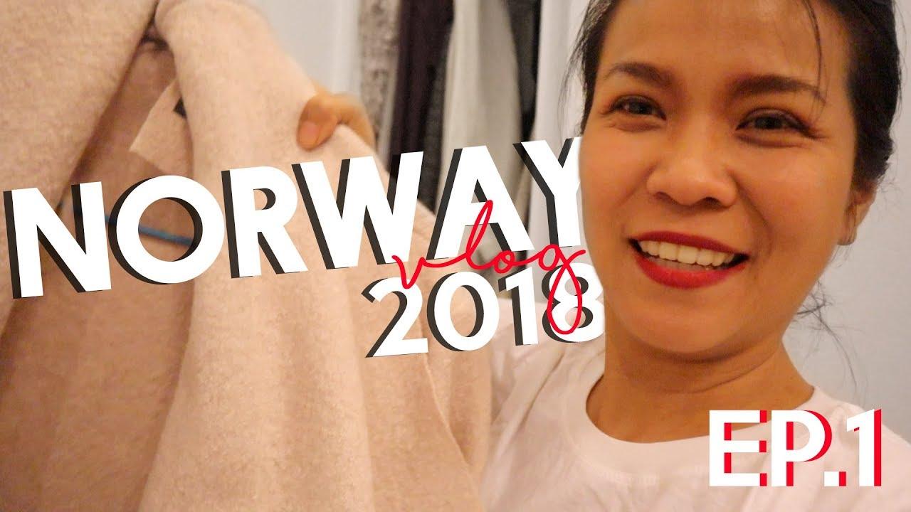 Norway 2018 – EP1: แพ็คอะไรไปนอร์เวย์