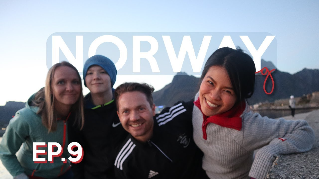 Norway 2018 #9 | เดินป่า เดินเขานอร์เวย์